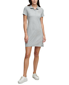 Calvin Klein Polo Shirtdress