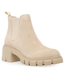 Women's Howler Lug-Sole Chelsea Booties