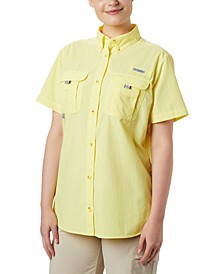 Women's PFG Bahamas short sleeve shirt
