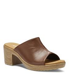 Nastasia Womens's Slide Sandal