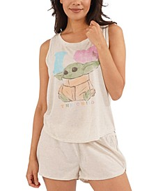 Star Wars Baby Yoda 2pc Pajama Set