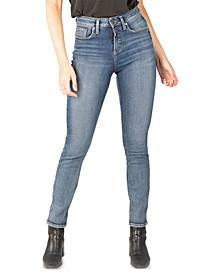 Avery Straight-Leg Jeans