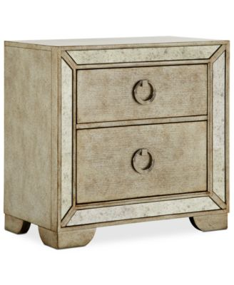 ailey queen 3-pc. bedroom set (bed, nightstand & chest