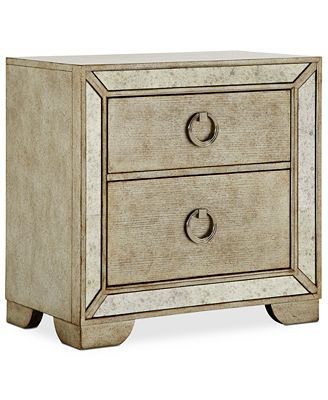 Ailey Nightstand Furniture Macy s