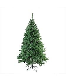 Unlit Medium Mixed Classic Pine Artificial Christmas Tree