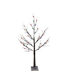 Pre-Lit LED Artificial Christmas Tree