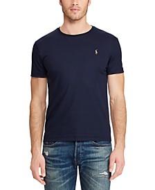 Men's Classic-Fit Soft Cotton T-Shirt