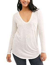 Betty Long-Sleeve T-Shirt