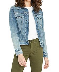 Hudson Jeans Denim Trucker Jacket