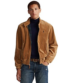 Men's Stretch Corduroy Jacket