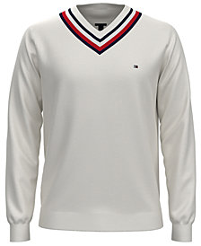 Tommy Hilfiger Men's Murray Regular-Fit Cricket Sweater