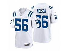 Indianapolis Colts Men's Game Jersey Quenton Nelson