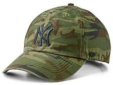 New York Yankees Regiment CLEAN UP Cap