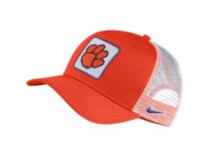 Nike Clemson Tigers Patch Trucker Cap