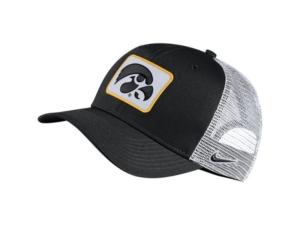 Nike Iowa Hawkeyes Patch Trucker Cap