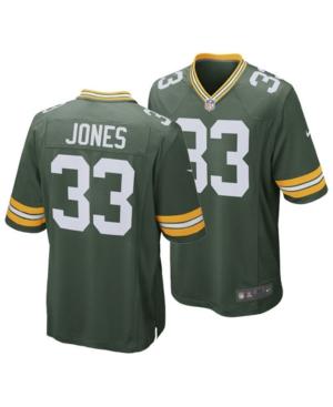Nike Green Bay Packers Men's Game Jersey Aaron Jones
