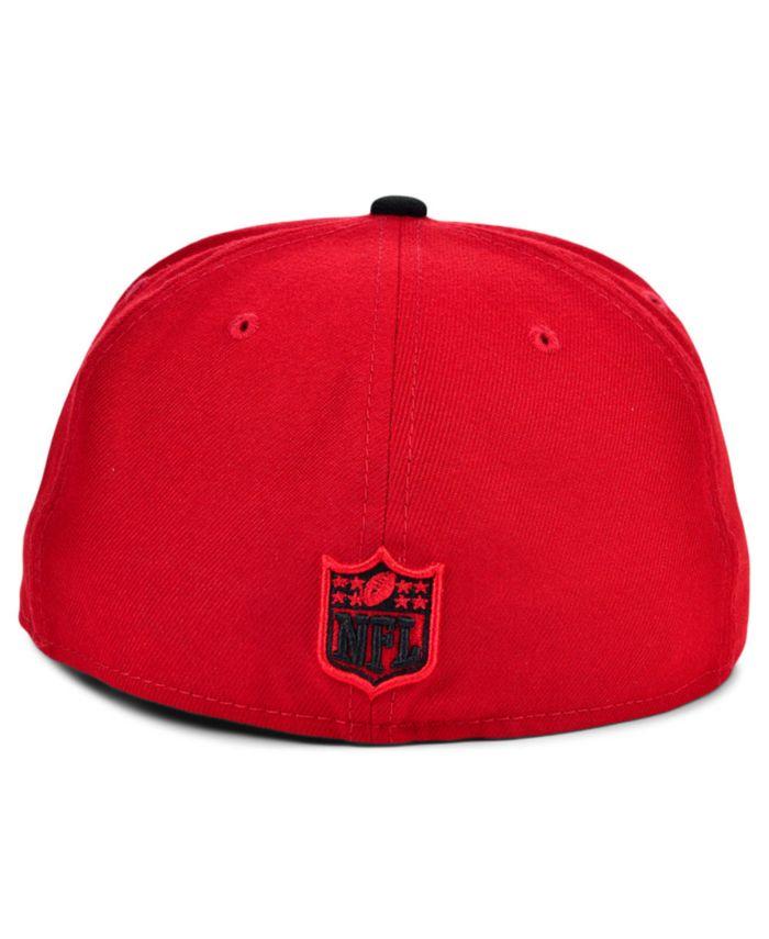 New Era San Francisco 49ers Basic Fashion 59FIFTY FITTED Cap & Reviews - Sports Fan Shop By Lids - Men - Macy's