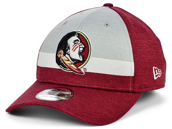 New Era Florida State Seminoles Shadow Stripe 39THIRTY Cap