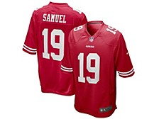 San Francisco 49ers Men's Game Jersey Deebo Samuel