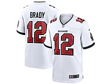Tampa Bay Buccaneers Men's Game Jersey Tom Brady
