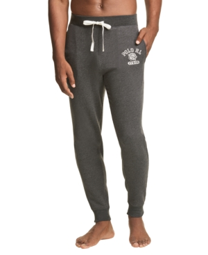 Polo Ralph Lauren Men's Brushed Fleece Jogger Pajama Pants