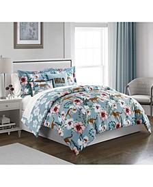 Myrina 5 Piece King Comforter Set