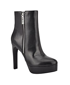 Women's Dejah Platform Dress Bootie