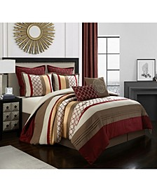 Sydney 8-Piece King Comforter Set