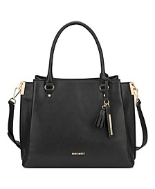 Women's Imogen Large Jet Set Satchel