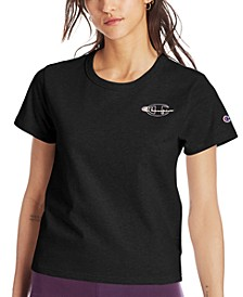 Women's The Girlfriend Cotton Logo T-Shirt