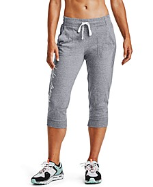 Women's Legacy Cropped Joggers