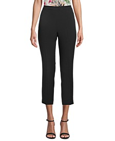 Slim Fit Pull-On Ankle Pants, Created for Macy's