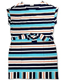 Striped Tie Dress, Created for Macy's
