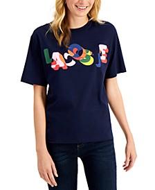Multicolored Logo T-Shirt