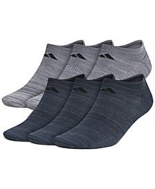 Men's 6-Pk. Superlite No-Show Socks