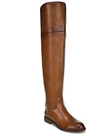 Haleen Over-the-Knee Boots
