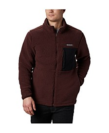 Men's Mountainside Heavyweight Fleece Jacket