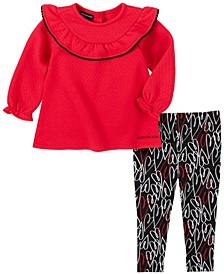 Baby Girls Tunic Legging Set
