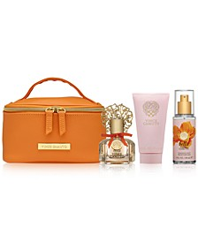 4-Pc. Bella On-The-Go Travel Set, Created for Macy's