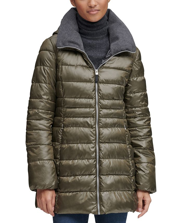 Marc New York - Hooded Puffer Coat