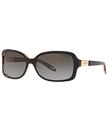 Ralph Women's Sunglasses, RA5130 58