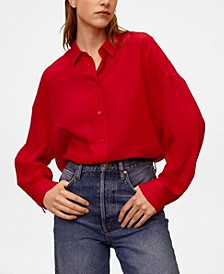 Women's Flowy Shirt