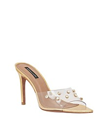 Women's Dana Vinyl Dress Sandals