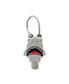 Little and Big Boys Great White Hand Sanitizer Holder with Gel