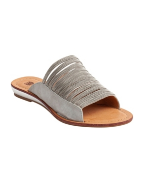 Mattie Embellished Slide Sandals Women's Shoes