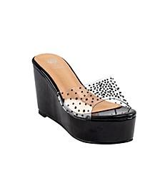 Sienna Wedge Sandal