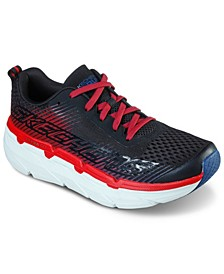 Men's Max Cushioning Premier - Expressive Running and Walking Sneakers from Finish Line