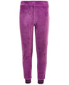 Big Girls Velour Joggers, Created for Macy's