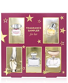 5-Pc. Fragrance Sampler For Her Gift Set - Edition II, Created for Macy's