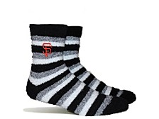 Stance San Francisco Giants Fuzzy Steps Socks